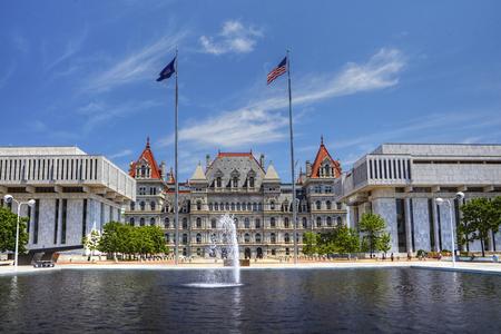 NY State Capitol